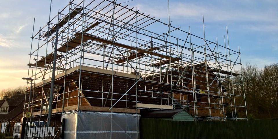 Scaffolding Erectors in Northampton | Scaffold Contractors Northampton | Noble Scaffolding Ltd